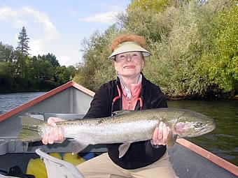 Rogue river fishing for Rogue river oregon fishing
